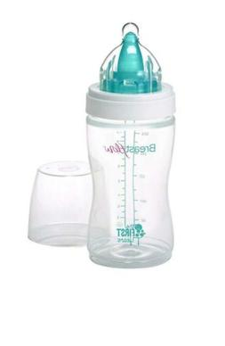 The First Years 1 Pack Breastflow Bottle, 9 Ounce