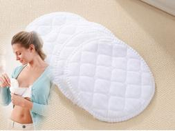 12pcs Reusable Nursing Breast Pads Washable Soft Absorbent B
