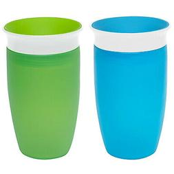 , Sippy Cup, Green/Blue) - Munchkin Miracle 360 Sippy Cup,