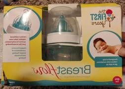 The First Years 3-Pack 3PK Breastflow 5 Ounce Bottles Slow G