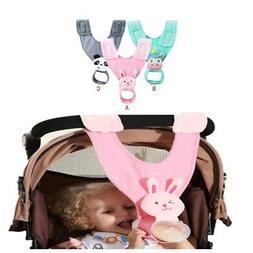3 Types Hand Free Baby Milk Bottle Holder Sling Infant Feedi
