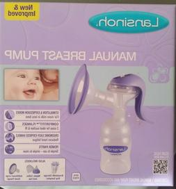 Lansinoh 50520 Manual Breast Pump With 2 Phase Technology