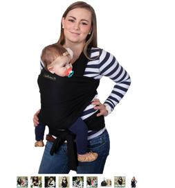 Baby Wrap Ergo Carrier Sling - by CuddleBug - Available in 8