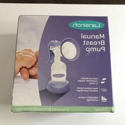 Lansinoh Manual Breast Pump with Stimulation and Expression