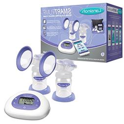 Lansinoh Smartpump Double Electric Breast Pump, Connects to