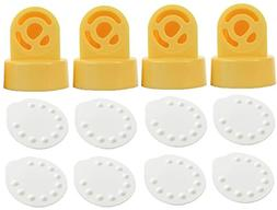 Nenesupply Valve and Membrane for Medela Breastpumps. Use on