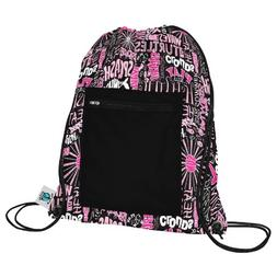 Planet Wise Sports Bag, One Size, Pink Splash