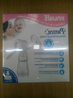 Pureen Hands Free Breast Feeding Pump Pumping Breastpump Med