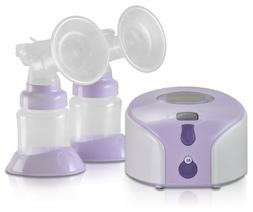 Rumble Tuff Electric Breast Pump Duo, Serene Express