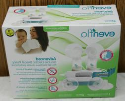 Evenflo Advanced Double Electric Breast Pump Kit 2951- New!!