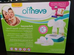 Evenflo Advanced Double Electric Breast Pump Lightly Used ve