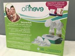 EVENFLO - ADVANCED DOUBLE ELECTRIC BREAST PUMP New In Box