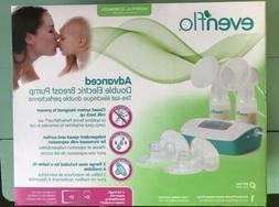 Evenflo Advanced Double Electric Breast Pump New Open Box #7