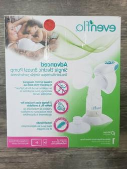 advanced single electric breast pump brand new