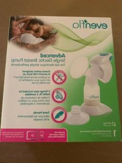 Evenflo advanced single electric breast pump NEW free shippi