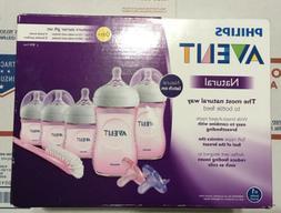 Philips Avent Natural Baby Bottles Newborn Starter Gift Set