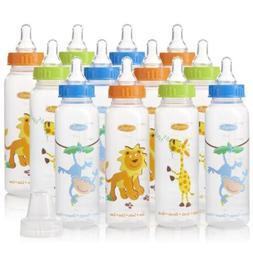 Evenflo Baby Bottles Classic Zoo Friends Standard Bottles 8