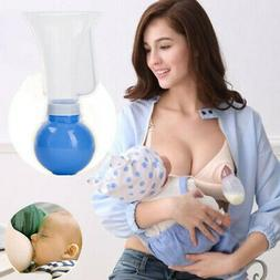Baby Silicone Breastfeeding Manual Nursing Strong Suction Re