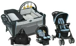 Graco Baby Stroller Travel System with Car Seat Playard Diap