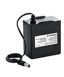 battery pack 9 volt for pump in
