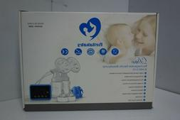 bellababy double electric breast feeding pumps iso9001