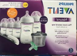Philips Avent Natural Baby Bottle Newborn Starter Gift Set,