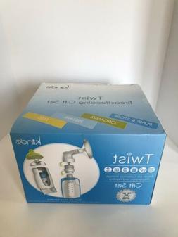 Brand New Kiinde - Breast Milk Storage Twist Gift Set