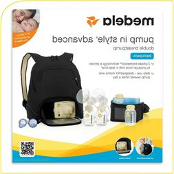 Brand New Medela Double Breast Pump Kit, Pump In Style® Adv