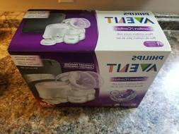 Brand New SEALED Philips AVENT Double Electric Comfort Breas