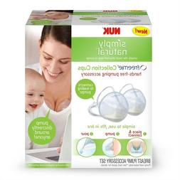 Baby Infant Breast Feeding Pumping Accessory Hands-free Free