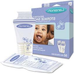 Lansinoh - Set of 50 Breast Milk Storage Bags