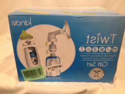 Kiinde Breast Milk Storage Breast Feeding Twist Breastmilk B