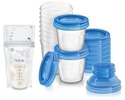 Philips Avent Breast Milk Storage Cups & Bags