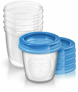 Philips AVENT 6 Ounce Breast Milk Storage Starter Set, BPA-F