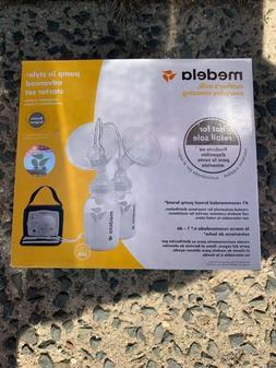 Medela Breast Pump 101035077 double starter pump in style el