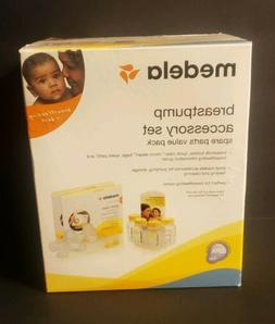 Medela Breast Pump Accessory Set For Pumping Storage Feeding