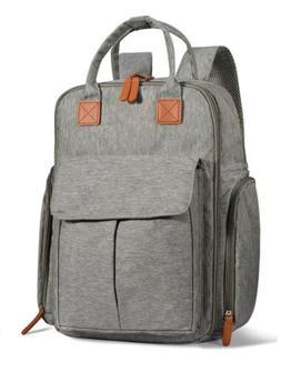 Breast Pump Backpack Diaper Bag Momcozy 27L Large Capacity W