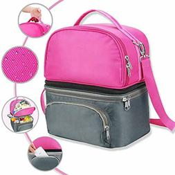 Breast Pump Bag Diaper Bag Multi-Function Waterproof Travel