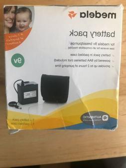Medela Breast Pump Battery Pack 9V for Breast Feeding Pump i