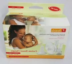 Ameda Breast Pump Hygiene Flange Shield M/L