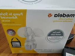 Medela breast pump in style advanced starter Set Brand New