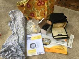 Medela Breast Pump In Style Advanced With Bag, Nursing Cover