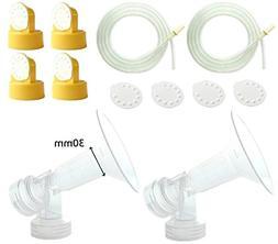 Breast Pump Kit  for Medela Pump In Style Advanced Breastpum
