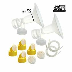 Maymom BreastPump Kit for Medela Pump in Style Pump