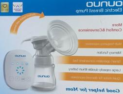 Breast Pump, OUNUO Portable Electric Breast Pumps Rechargeab