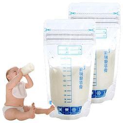 Breast Milk Storage Bag 30 Pieces/Bag Baby Food Storage 250m