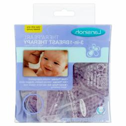 Breast Therapy Hot Cold Breast Pump Aid Reusable Breastfeedi