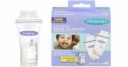Lansinoh Breastmilk Storage Bags -  NEW SEALED