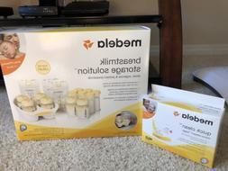 🔥sale 🔥Medela Breastmilk Storage Solution Plus Microst