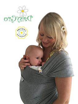 DaisyGro Breathable Soft Cotton Breastfeeding Cover Baby Sli